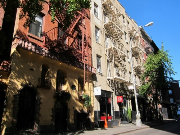 SSPNY rental living: A love story about Stone Street Properties apartments in NYC at  at The Seville at 11 Cornelia Street in the West Village
