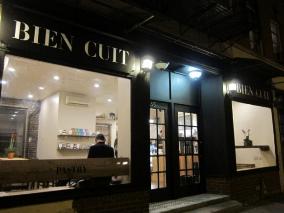 SSPNY tries out one of Brooklyn's most popular bakeries, Zachary Golper and Kate Wheatcroft's Bien Cuit, a world-class bakery which first opened on Smith Street in Boerum Hill two years ago and now brand new to the West Village on Christopher Street