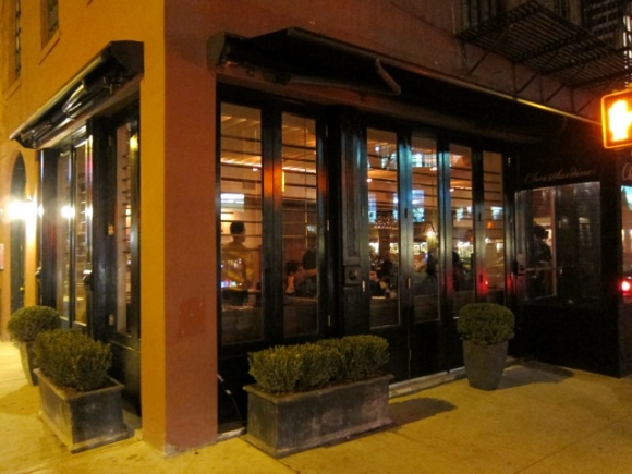 SSPNY checks out restauranteur Gabe Stulman's new Japanese Isakaya, Chez Sardine in the West Village Located on West 10th Street and admits it's an absolute must