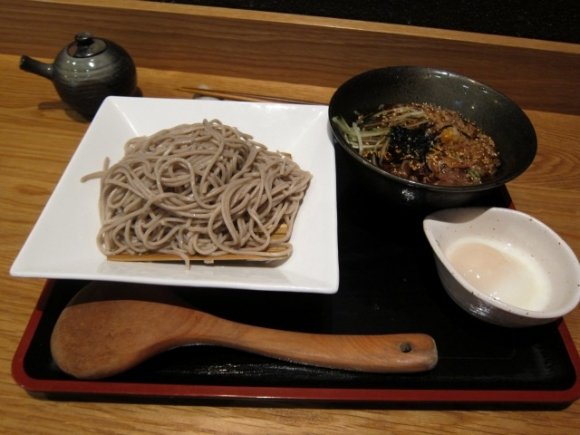 SSPNY enjoys the buck-wheat based soba noodles where it is available either hot or cold and with a variety of different preparations that are all more delicious than the last.
