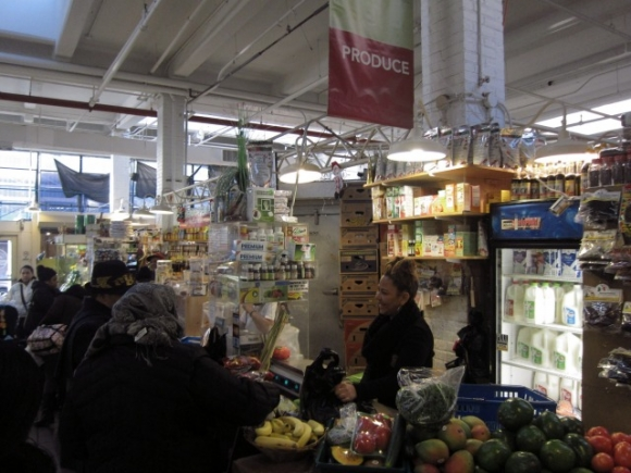 The fresh and local products at the Essex Street Market are what makes it an SSPNY favorite.
