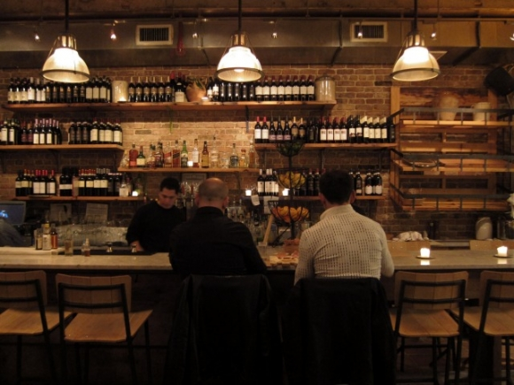 Il Buco Alimentari e Vineria is a neighborhood joint located near SSPNY's Elizabeth Street buildings!