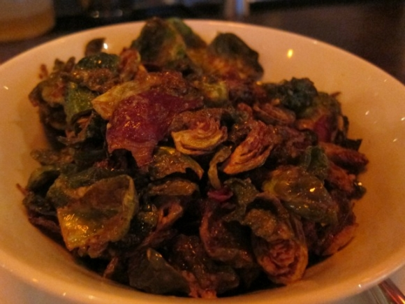 SSPNY Orders a Side of the Season Brussel Sprouts on the Addictive Menu, and Offers a Great Date Spot in East Village Along with a Great Cocktail Program