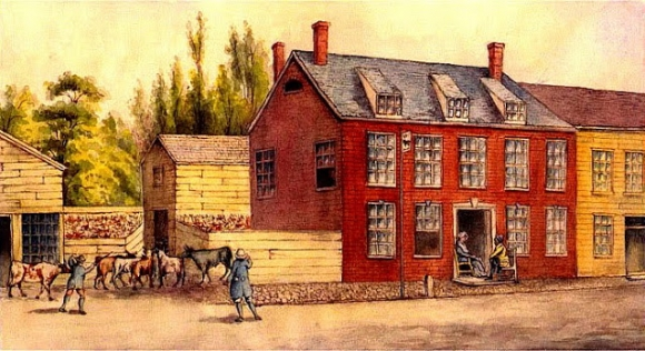SSPNY dates back to when the first permanent residents of Bowery, 10 freed slaves and their families,  came to settle and build homes along today's Chatham Square in 1654.
